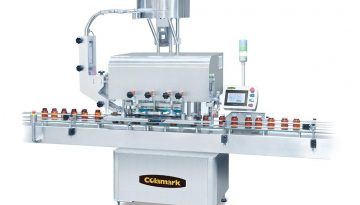 New Colamark high speed inline capper