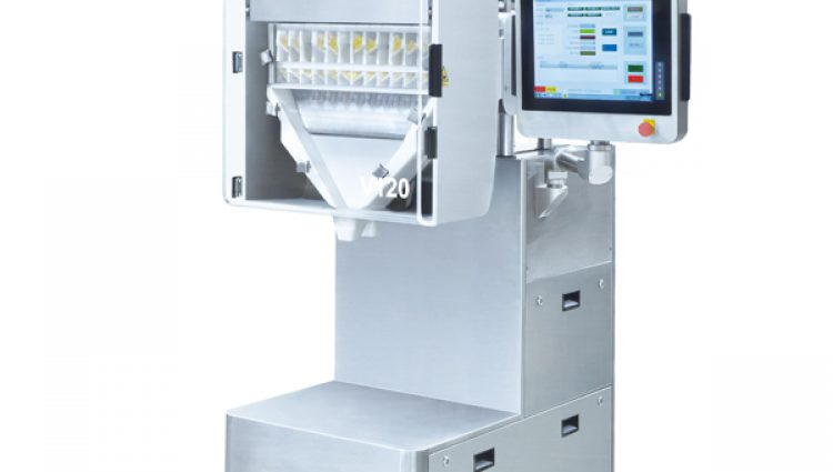 Colamark's patented V120 vision tablet counter