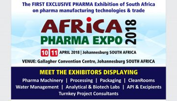 PPS at Africa Pharma Expo